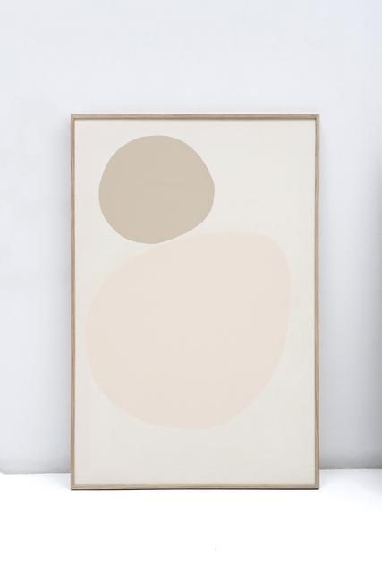 Maru Quiñonero, 'A veces la vida', 2020, Painting, Gouache on canvas, Alzueta Gallery