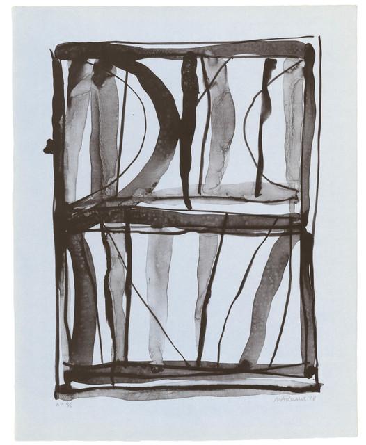 Marina Adams, 'Untitled 1', 2018, Universal Limited Art Editions