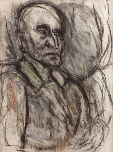 , 'Heinz Propper,' 1997, Piano Nobile