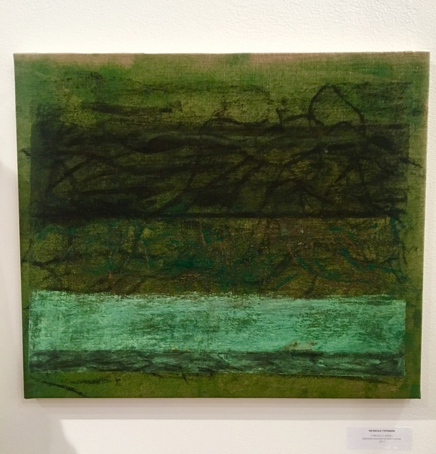 ", 'Predelle Verte, ""Louvre"" Series,' 2012, BOCCARA ART"