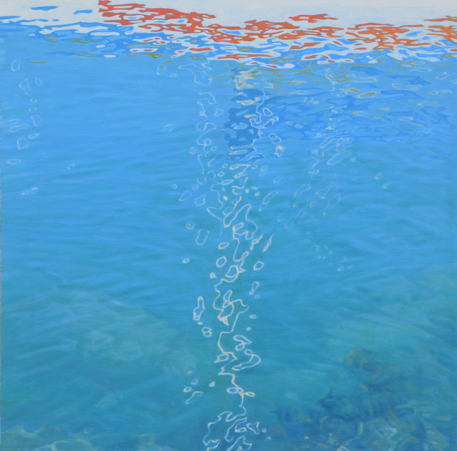 Sunghwan Kong, 'From Water', 2016, Painting, Oil on canvas, Gallery H.A.N.