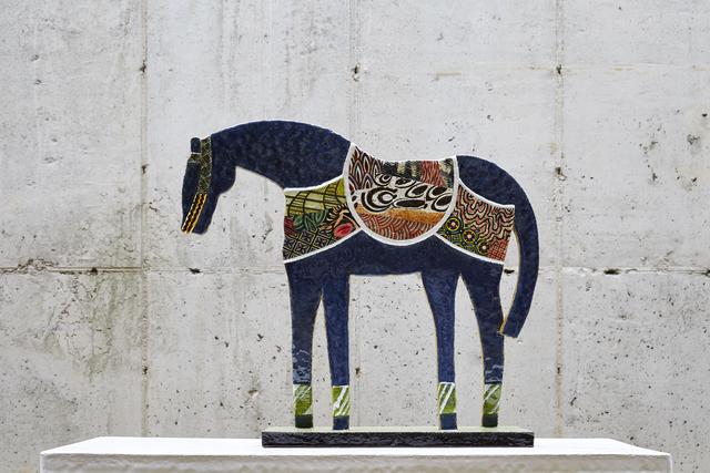 , 'Minhwa horse,' 2014, Leehwaik Gallery