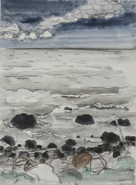 , '跳石,' 2010, Double Square Gallery