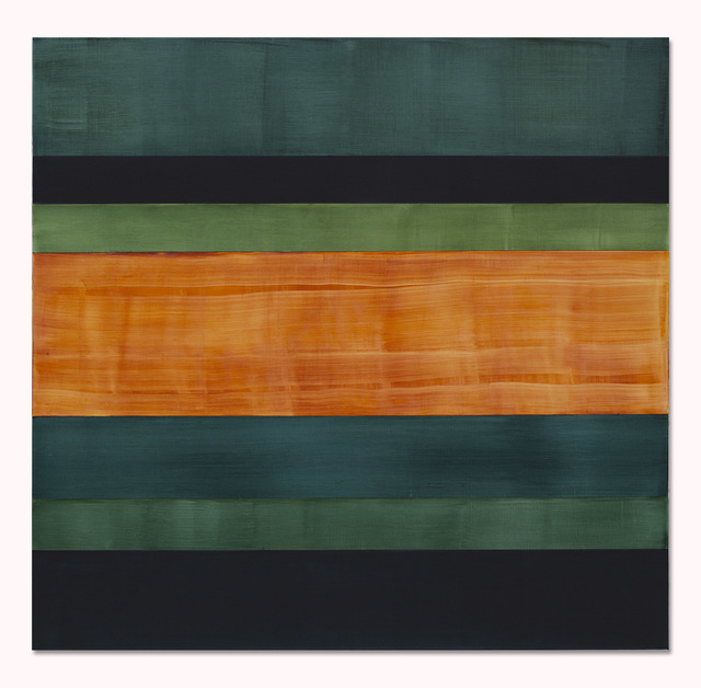 , 'Composition in Greens 1,' 2014, Sundaram Tagore Gallery