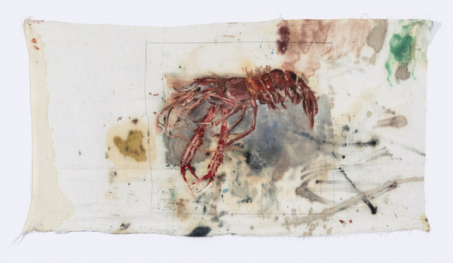 Eduardo Berliner, 'Sem título [Untitled]', 2020, Painting, Óleo sobre linho [oil on linen], Casa Triângulo