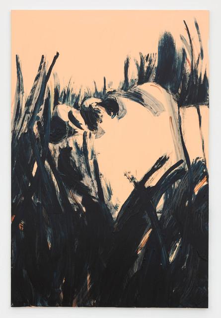 , 'Tumble in the Hay,' 2017, Nina Johnson