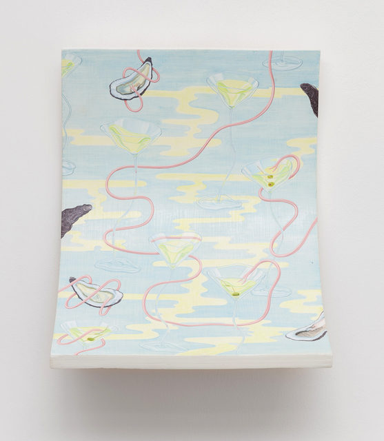 , 'Pilate's Oysters,' 2018, ALICE BLACK