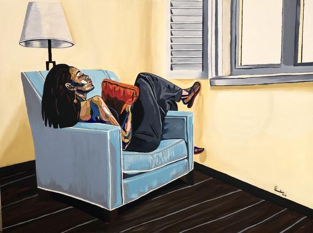 , 'INA UNO   Going Away ,' 2018, Jonathan Ferrara Gallery