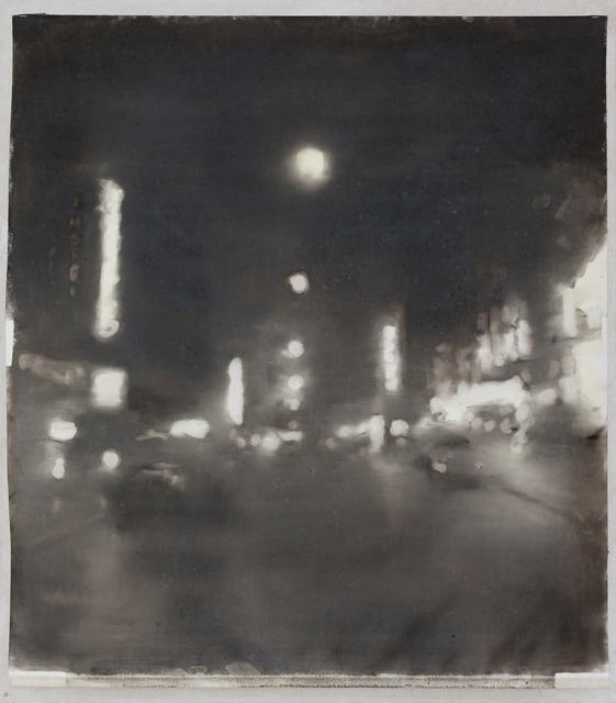 , 'Landwehrstrasse,' 2017, Galerie Rüdiger Schöttle