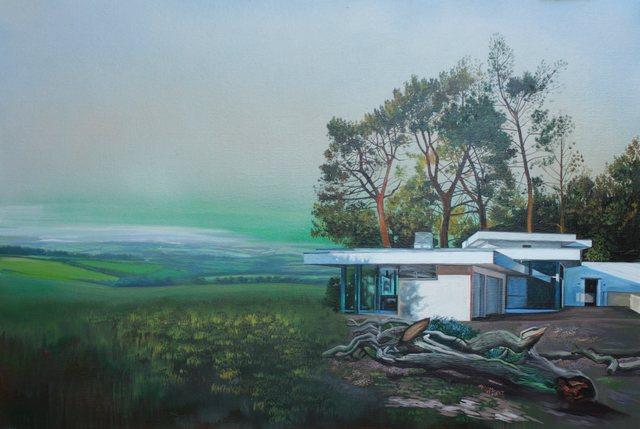 , 'Solitary,' 2018, Hans Alf Gallery
