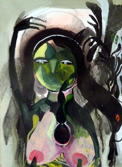 Silvia Argiolas, 'Autoritratto', 2015, Robert Kananaj Gallery