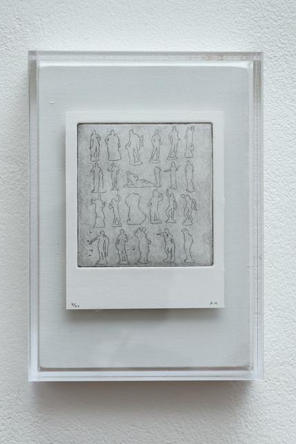 , 'Polaroid Etching 8,' 2015, Joanna Bryant & Julian Page
