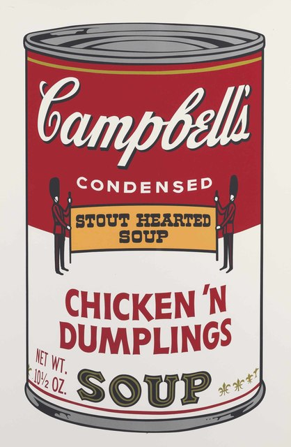 Andy Warhol, 'Chicken 'N Dumplings, from Campbell's Soup II', 1969, Print, Screenprint in colors, on smooth wove paper, Christie's