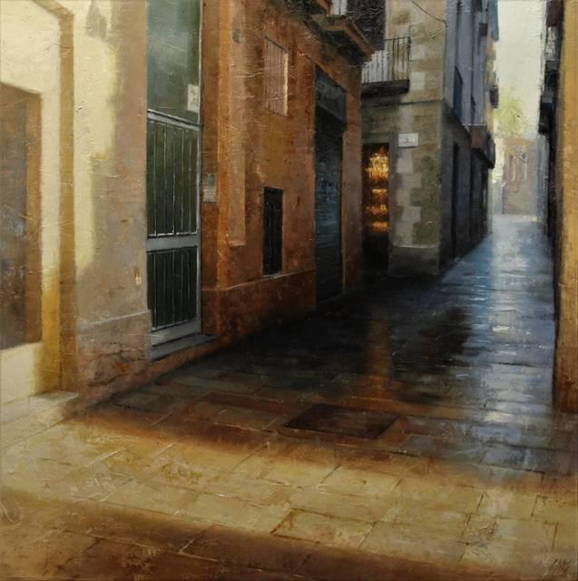 , 'Wet Floor,' 2017, Anquins Galeria