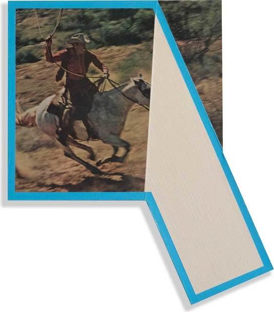 , '#158 (The Vanishing American),' 2016, Harper's Books