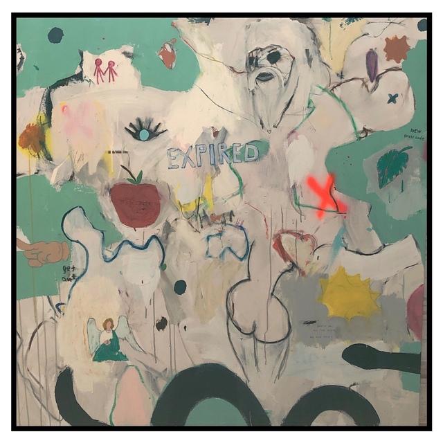 , 'Eden Expired,' 2019, Bruce Lurie Gallery