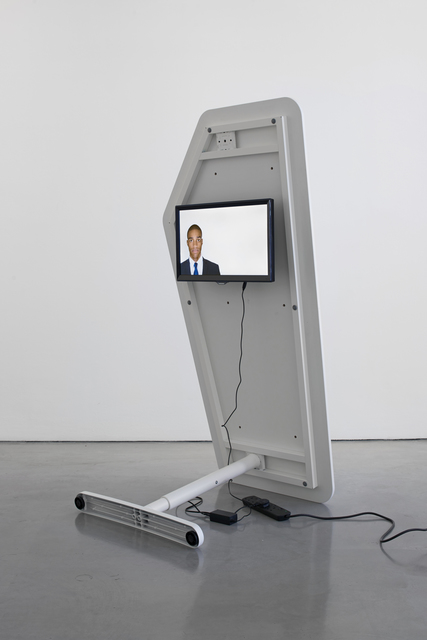 , 'Dark Content, Ep.5: Something wasn't right,' 2016, Postmasters Gallery