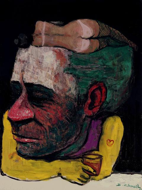 , 'Charles Bukowski ,' 2018, Cep Gallery
