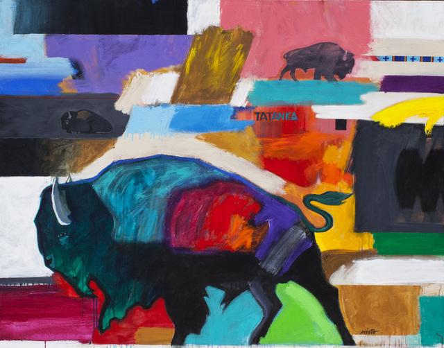 , 'Tatanka I,' 2011, Ventana Fine Art