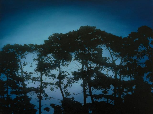 , 'Pines at Twilight ,' 2017, OLSEN GALLERY
