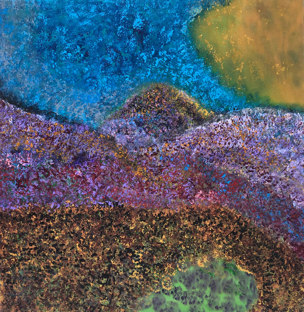 Kenneth Victor Young, 'Untitled', ca. 2000, Painting, Acrylic on canvas, Bethesda Fine Art
