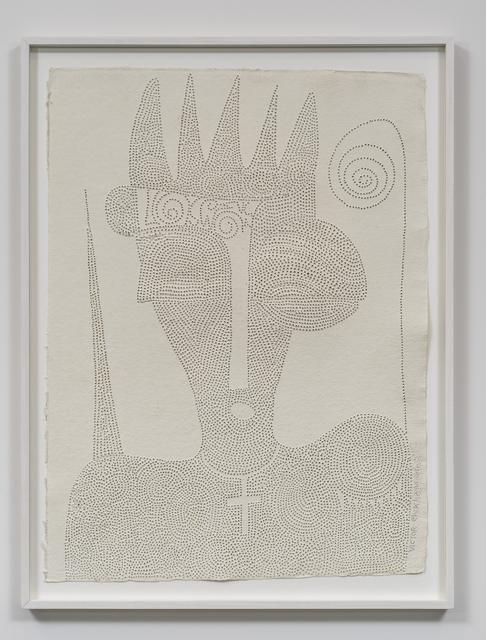 , 'I am Okakulo, the king's warrior,' 2017, Tyburn Gallery
