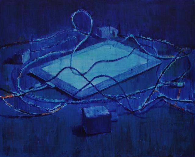 , 'A faint light in the corner,' 2014, Nuoart