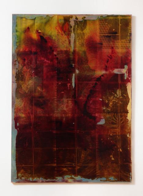 , 'BFHP,' 2015, Galerie Nagel Draxler