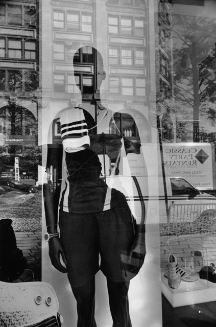 , 'New York,' 2008, Galerie Thomas Zander