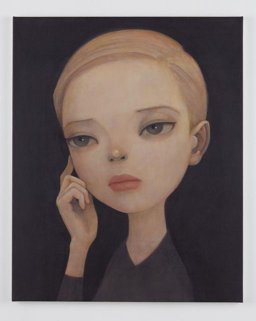 Hideaki Kawashima, ' thinker', 2015, Tomio Koyama Gallery