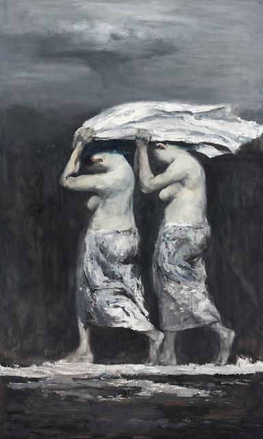 , 'Precipitation,' 2018, Hann Art Agency