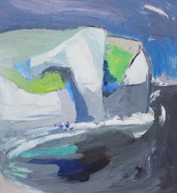 , 'Bats Head in High Seas,' 2015, Sladers Yard