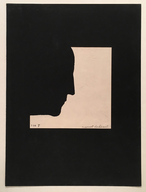 , 'Self Portrait in Profile,' 1959, Francis M. Naumann Fine Art