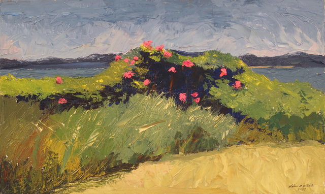 , 'The Wild Roses,' 2017, Grenning Gallery
