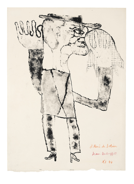 , 'Moucheur,' 1944, Galerie Lelong & Co.