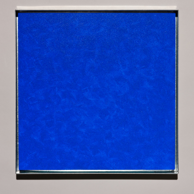 , 'Cobalt blue halo,' 2011, Michael Warren Contemporary