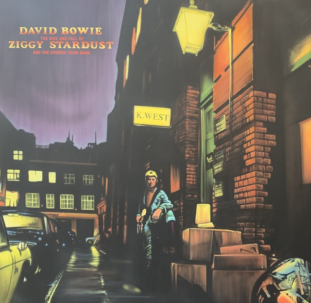 , 'David Bowie - Ziggy Stardust,' 2019, Axiom Contemporary
