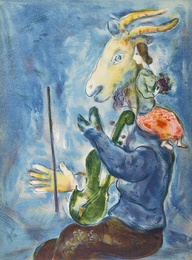 After Marc Chagall, 'Le Printemps,' 1938, Forum Auctions: Editions and Works on Paper (March 2017)