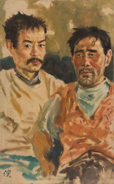 Ni Jun, 'Carpenters 木工', 2017, PIFO Gallery