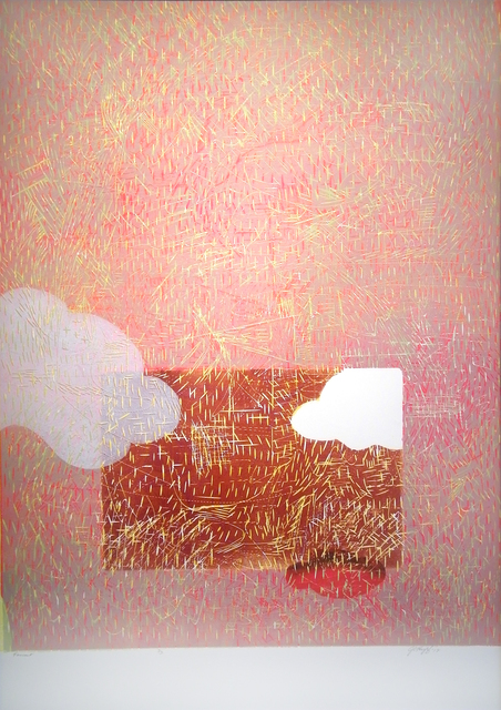 , 'Forecast,' 2012, Atrium Gallery