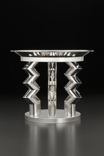 """, 'Cup """"Murmansk"""",' 1982, Fine Art Silver"""