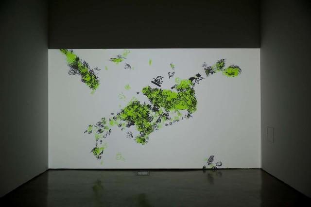 , 'Lagoglyphs: Animation,' 2009, Geary Contemporary
