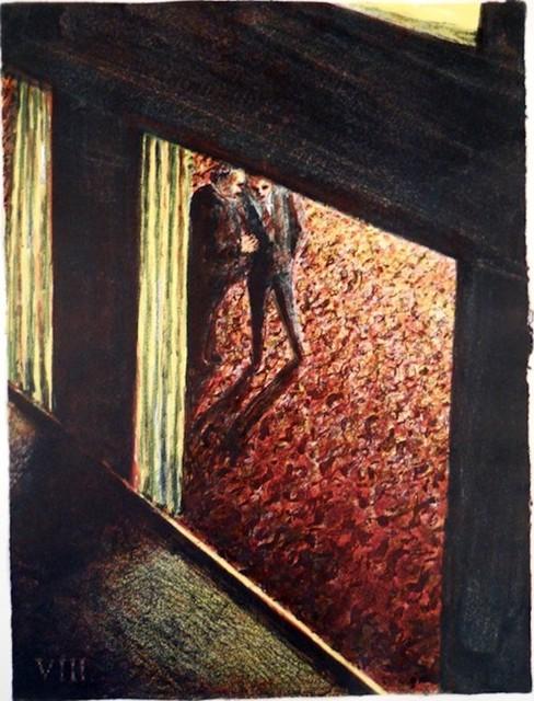 Jane Dickson, 'Ten Commandments: Thou Shalt Not Steal', 1987, Digard Auction