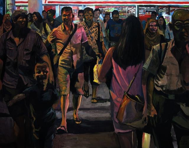 Yeo Tze Yang, 'Getting Back', 2017, iPreciation