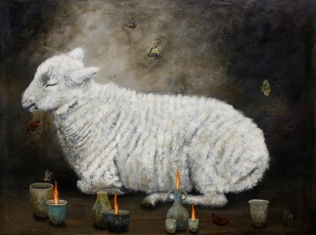 Anne Siems, 'Lamb', 2016, Patricia Rovzar Gallery
