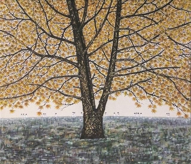 , '金秋 The golden autumn (limited print),' 2015, Art WeMe Contemporary Gallery