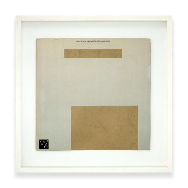 , 'Westminster Gold,' 1988, Lullin + Ferrari
