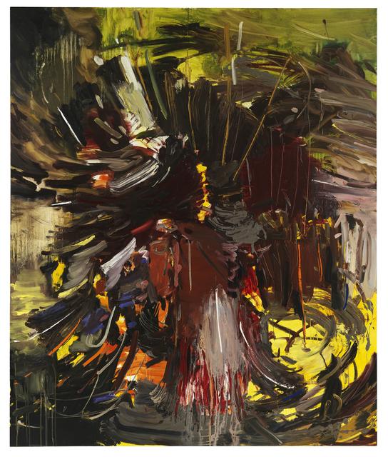 , 'Bedarra,' 2017, Galerie Forsblom