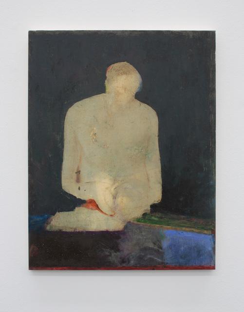 , 'Figur,' 2015, Galleria Doris Ghetta