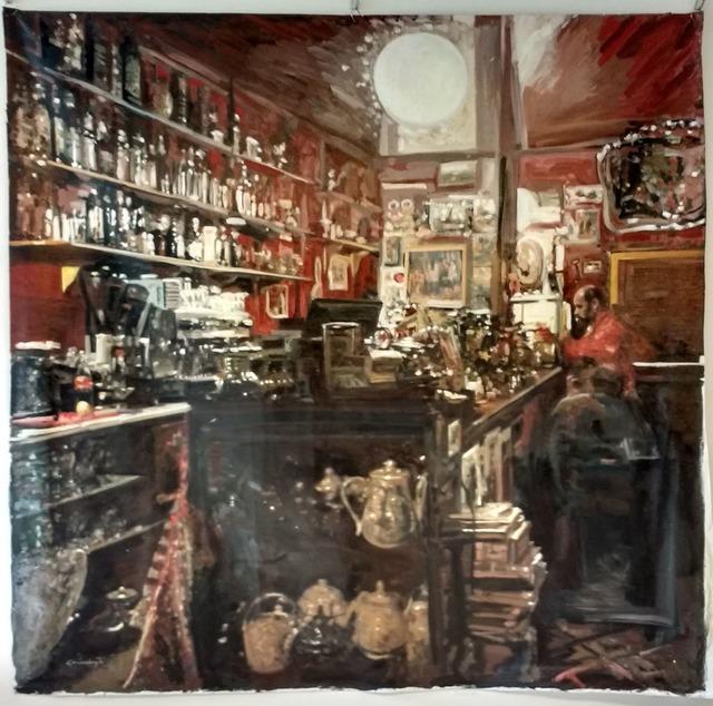 , 'Bar de Lisboa,' , Inn Gallery